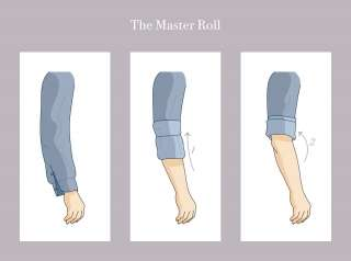 Maniche_woman_shirt_xacus_master_roll