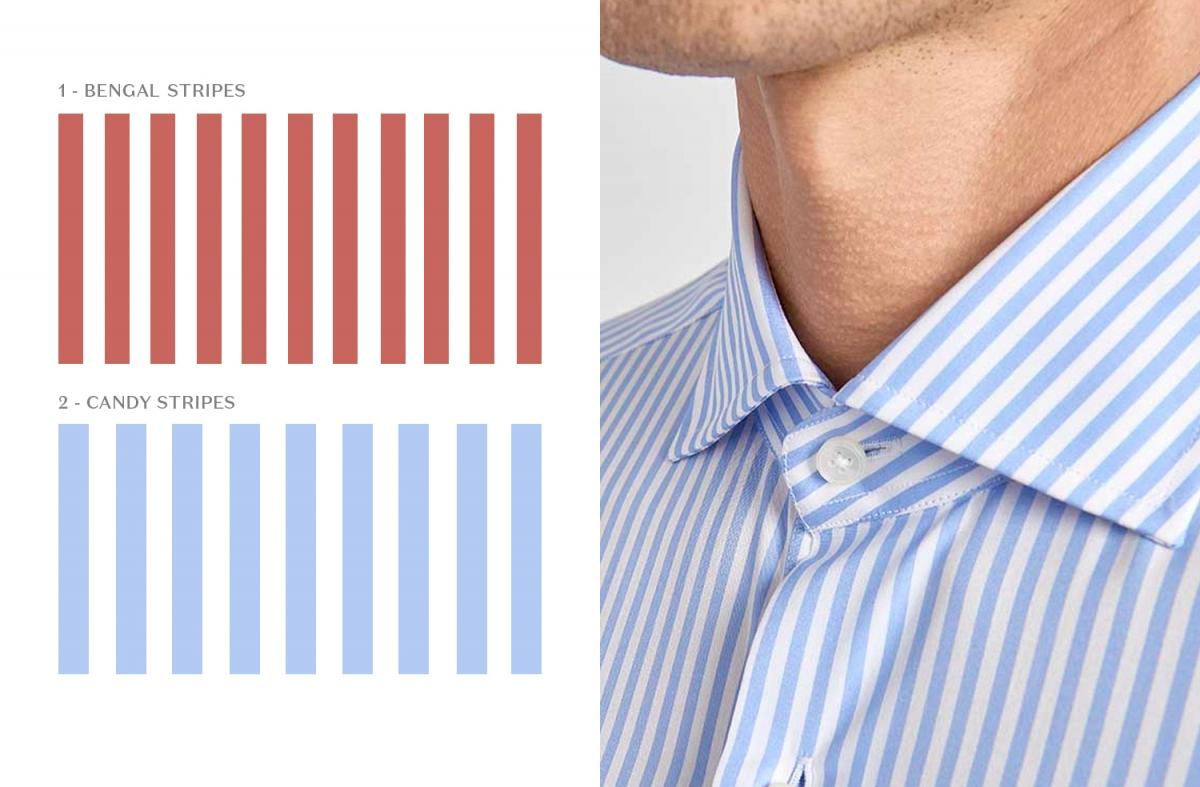 Stripes Styles How To Recognize The Different Types Of Stripes In